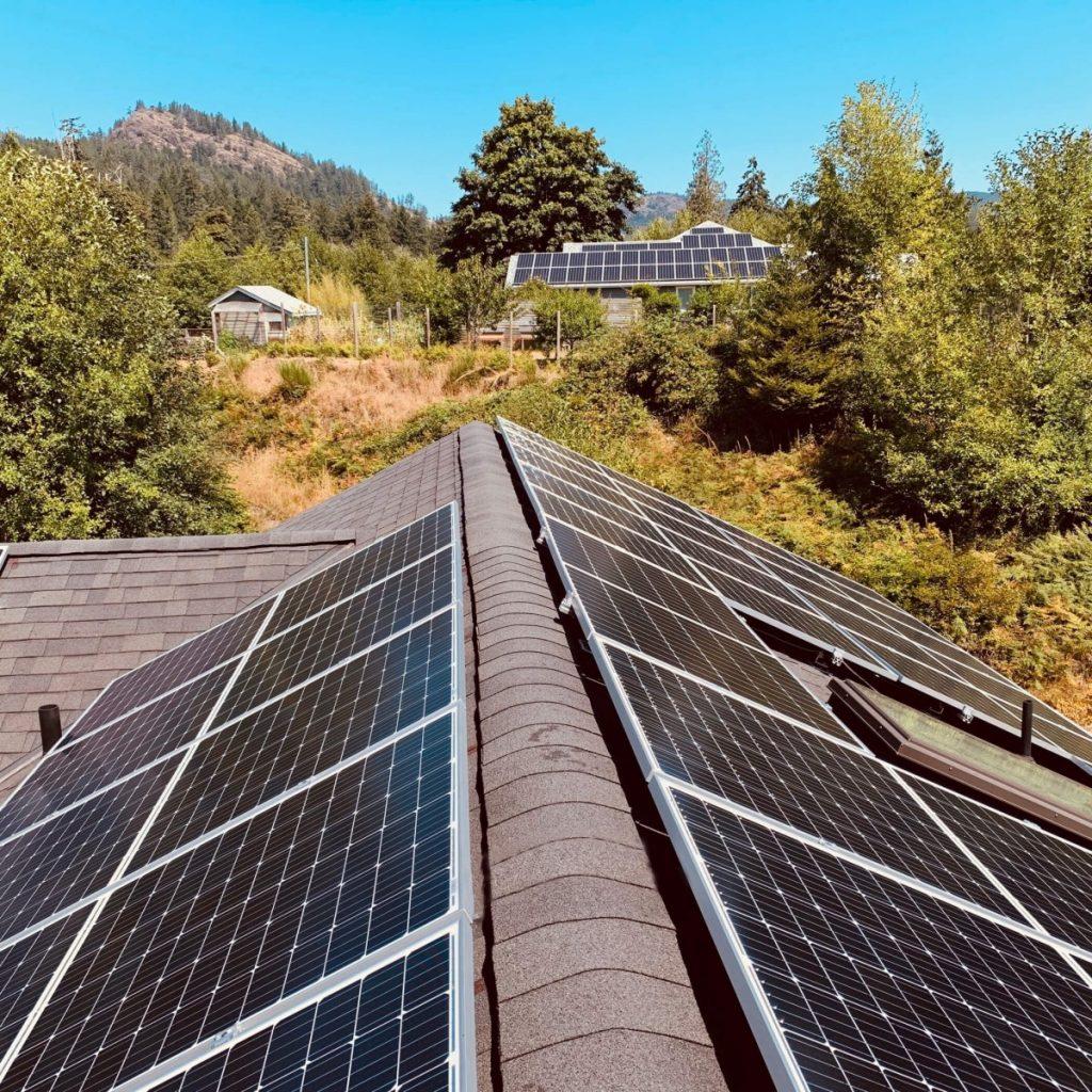 Solar Panel Installation in Sooke BC