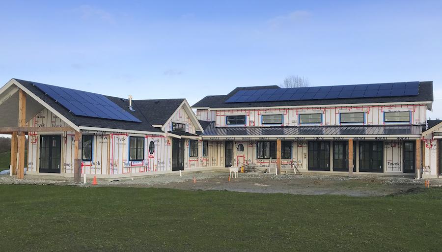 14.74kW Solar Installation in Saanich BC