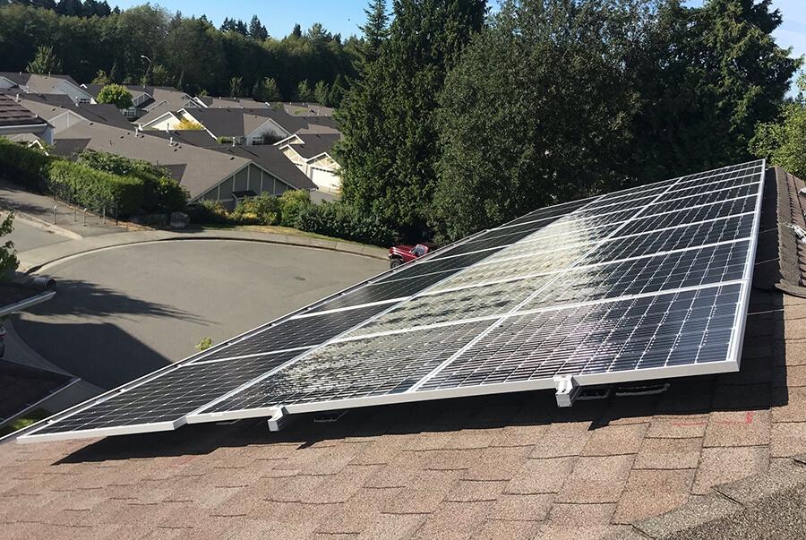 6.93kW Solar Panel Installation in Nanaimo BC