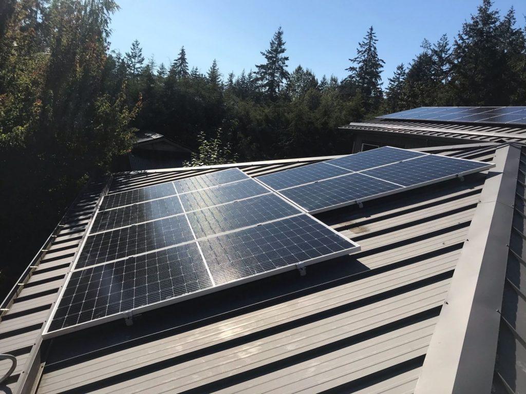 12.32kW Solar Panel Installation in Courtenay BC