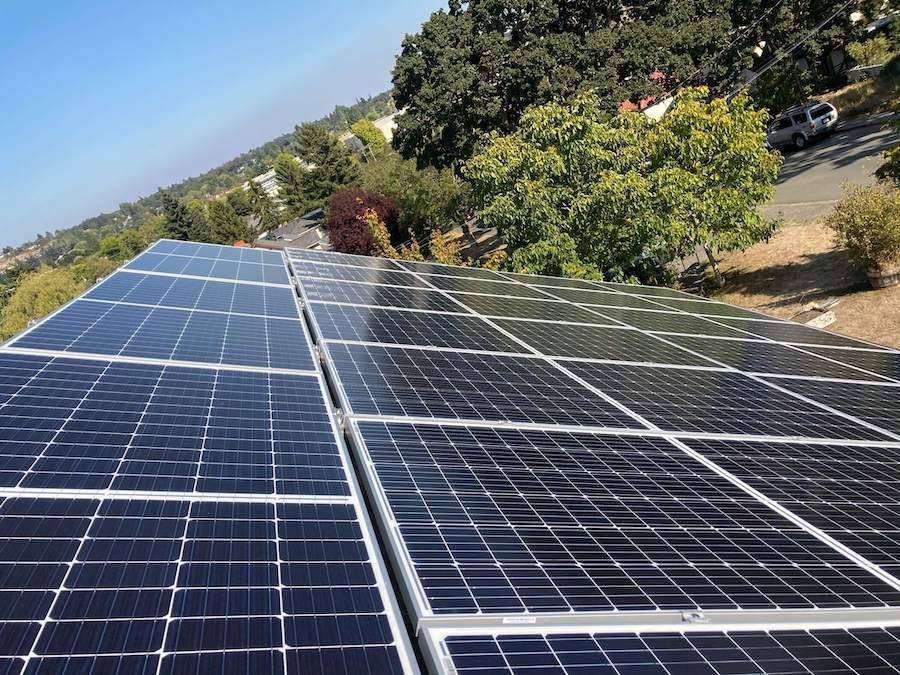 6.63kW Solar Panel Installation in Victoria BC