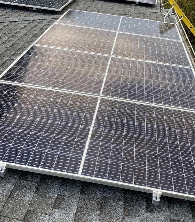 5.22kW Solar Panel Installation in Victoria BC
